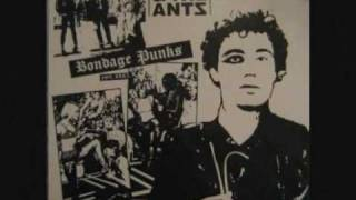 adam and the antz-red scab