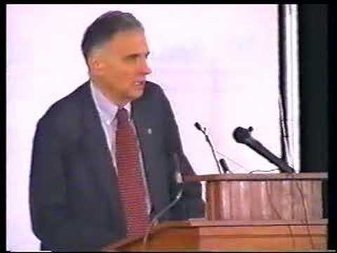 Green Party 2000 Convention - Nader acceptance speech