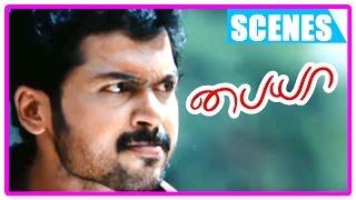 Paiya Tamil Movie Scene | Karthi fights with Milind Soman | Tamannaah | Yuvan Shankar Raja