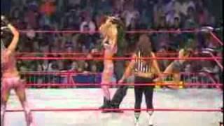 Angelina Love (c) vs Velvet Sky vs Tara vs Madison Rayne Special Referee Mickie James