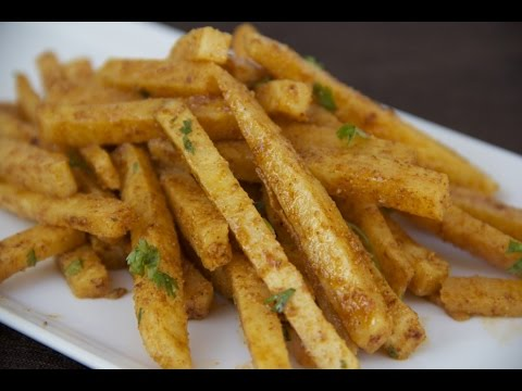 Fried Jicama Chips | EASY TO LEARN | QUICK RECIPES