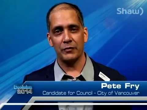 Pete Fry for Vancouver City Council