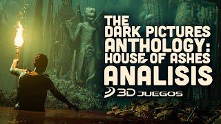 HOUSE OF ASHES Análisis / Videoreview: THE DARK PICTURES vuelve por HALLOWEEN con un JUEGO de TERROR