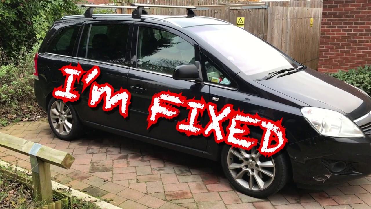 vauxhall zafira 1 9cdti starting problems - update  it's fixed