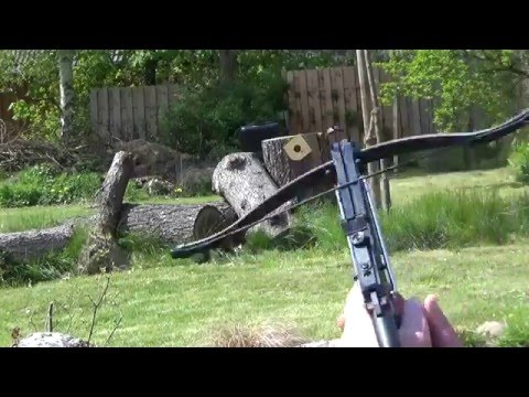 Pistolenarmbrust 80 Lbs Vergleichstest Man Kung Hawk 22 Und Cobra