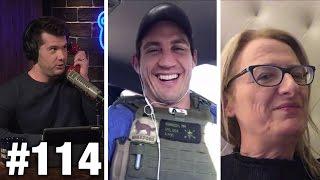 #114 MEDIA HATES THE TRUMP! Tim Kennedy + Ann...