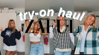 try-on HAUL zaful!! (