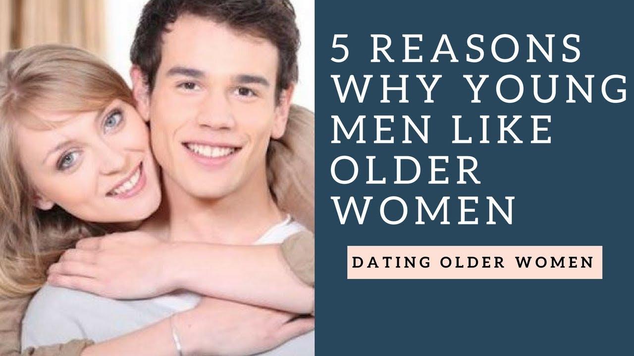Men who love older women