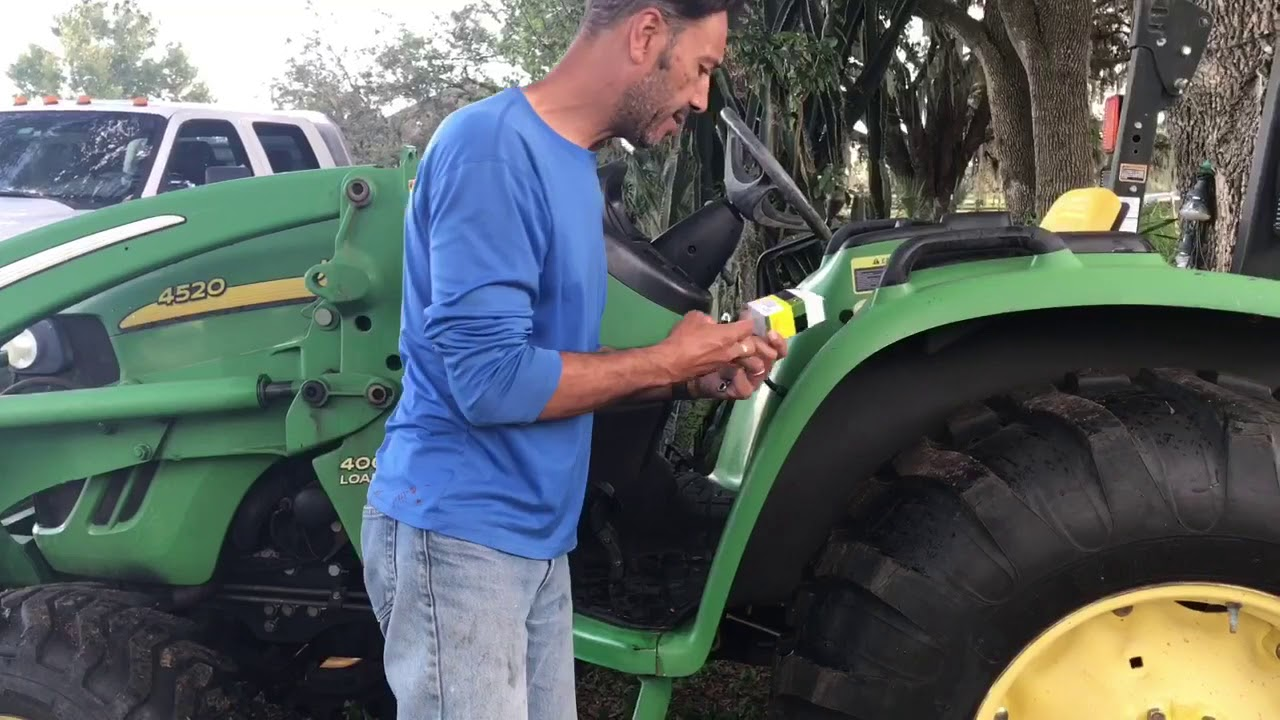 hight resolution of how to resolve error 06 problem on a john deere 4520