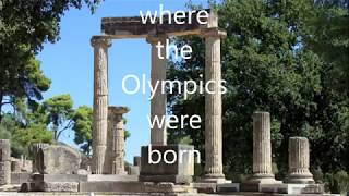 Ancient Olympia, Greece, Slide Show