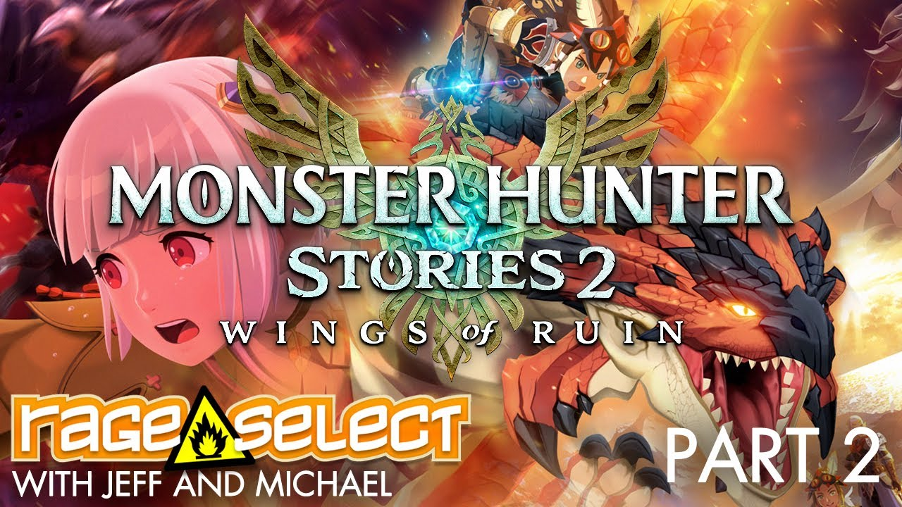 Monster Hunter Stories 2: Wings of Ruin (The Dojo) Let's Play - Part 2