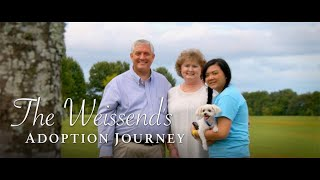 The Weissend Family's Adoption Story #adoption