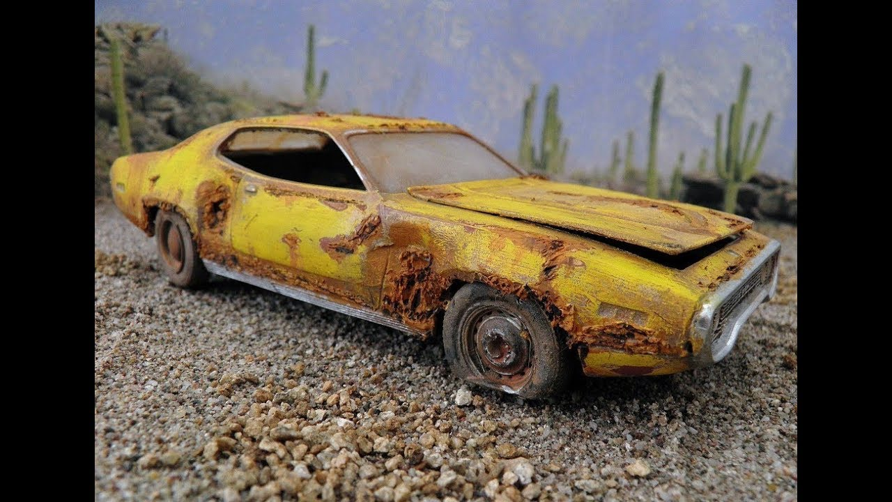 12 Most Rare and Exclusive Abandoned Cars