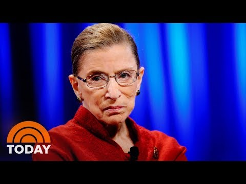 Ruth Bader Ginsburg Recovering Following Lung-cancer Surgery | TODAY