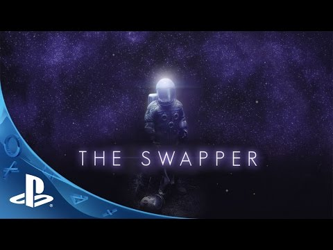 The Swapper - Launch Trailer | PS4, PS3 & PS Vita