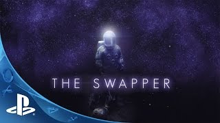 The Swapper - Launch Trailer | PS4, PS3 & PS Vita