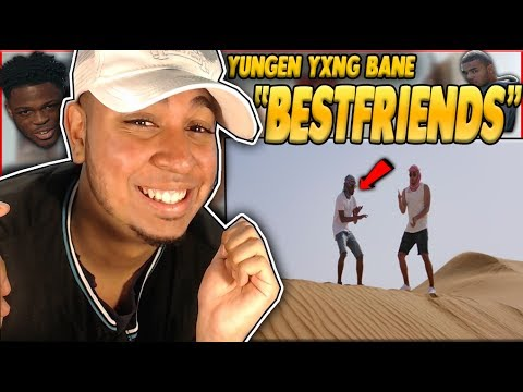 Yungen - Bestie (Official Video) ft. Yxng Bane Reaction (American) YUNGEN AFTER CHIP! Do it right?