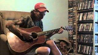 Gary Allan Right Where I Need To Be - cover