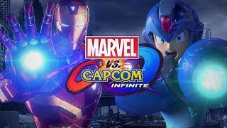 Marvel vs Capcom Infinite - GAMEPLAY FR