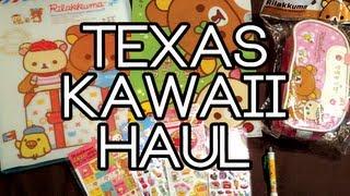 Kawaii Haul! (Local - Dallas)