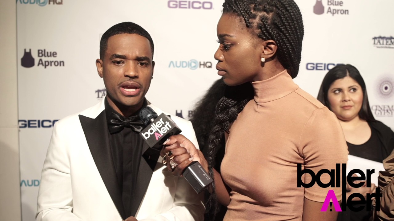 Blue apron interview - Baller Alert Larenz Tate Gives Us The History Behind His Bronzeville Project