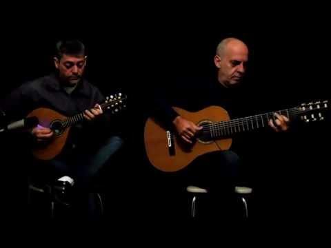 MILTON MORI & MARIO EUGENIO - PEDACINHO DO CEU - WALDIR AZEVEDO