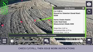 Trimble SiteVision for Civil Construction