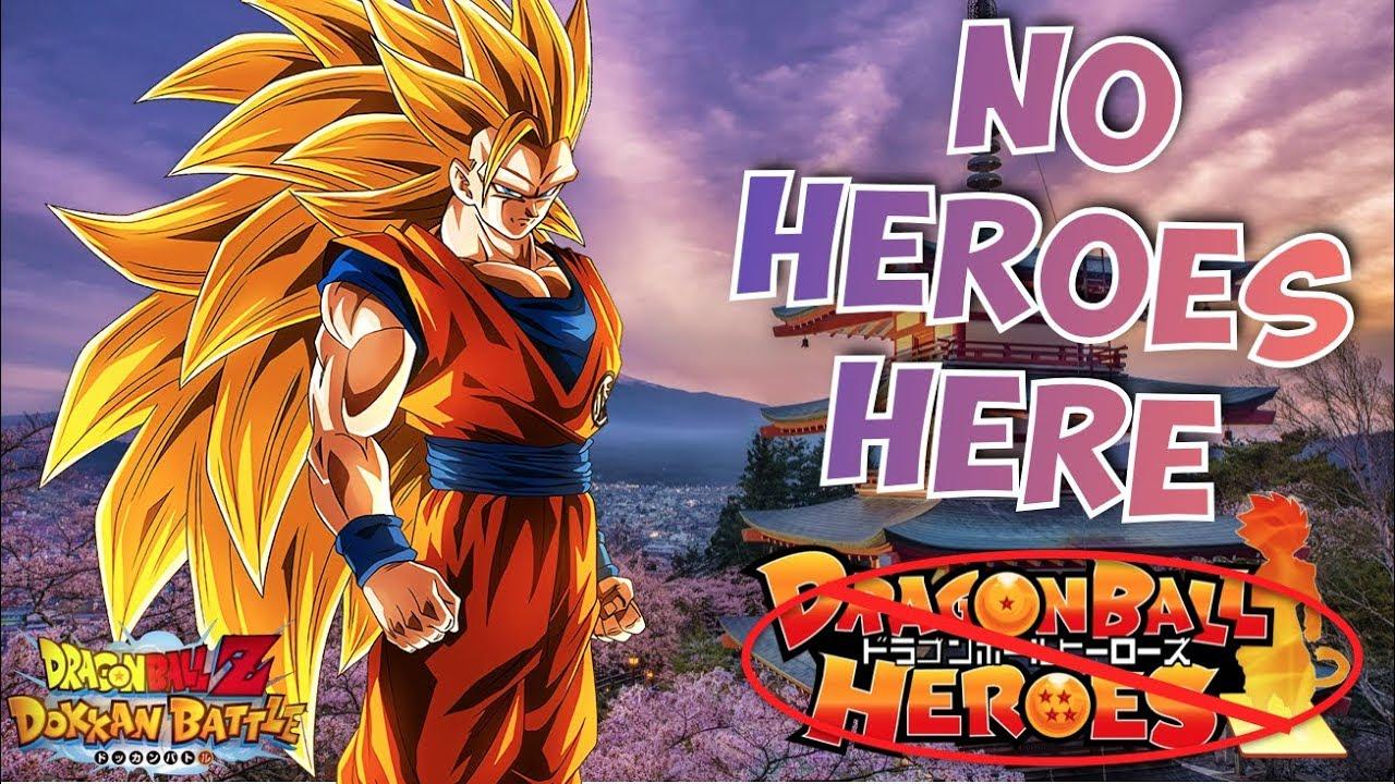 CRAZIEST SBR LUCK EVER! No Hero Run SSJ3 Super Battle Road: DBZ Dokkan  Battle