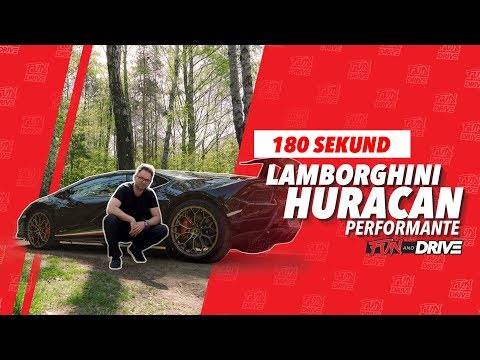 Lamborghini Huracan Performante | Test PL | FUN And DRIVE