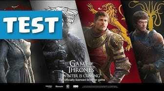 Game Of Thrones | WINTER IS COMING | Play for free [German/Deutsch]