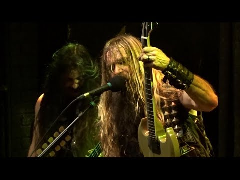Black Label Society - Live @ ГЛАВCLUB Green Concert, Moscow 04.03.2018 (Full Show)