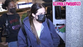 Addison Rae Speaks On Unfollowing Vinnie Hacker & Allegedly Subtweeting Him At BOA Steakhouse