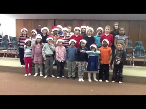 Mooreland Hill School Holiday Greeting 2012