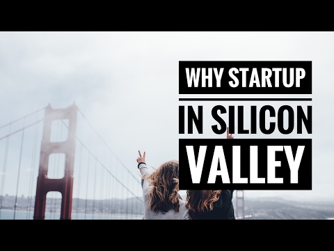 why my next startup is here in san francisco / silicon valley