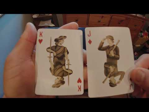 Navigator Playing Cards Deck Review By Theory 11