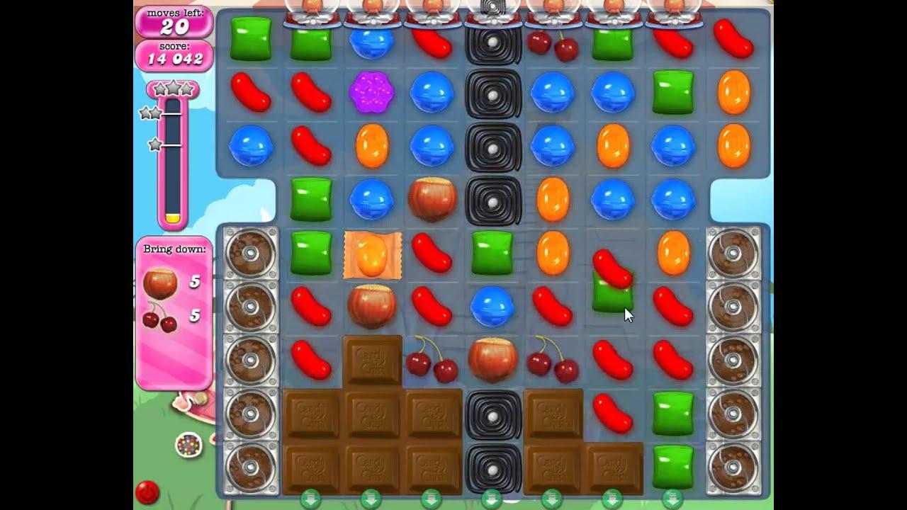 Candy crush saga level 325 youtube
