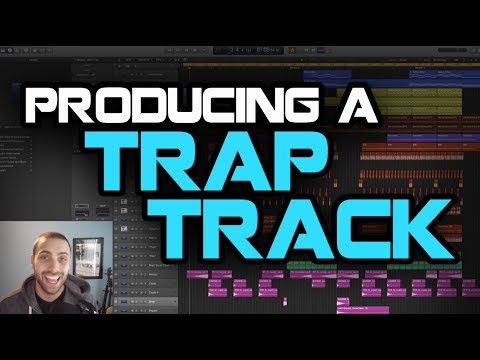 Producing A Trap Track For Music Licensing