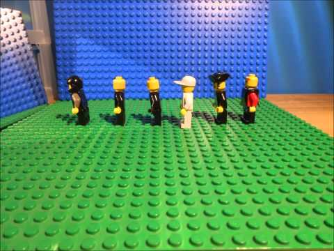 Zendaya replay lego animation