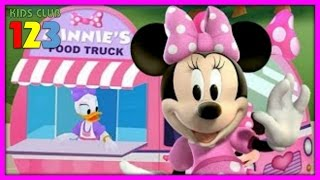 minnie s food truck starring minnie mickey mouse clubhouse games for kids   kids club 123