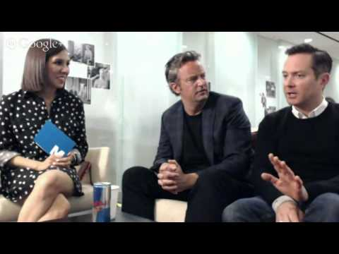Talk 'The Odd Couple' with Matthew Perry and Thomas Lennon