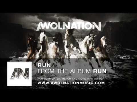 AWOLNATION - Run  (1 Hour Version)