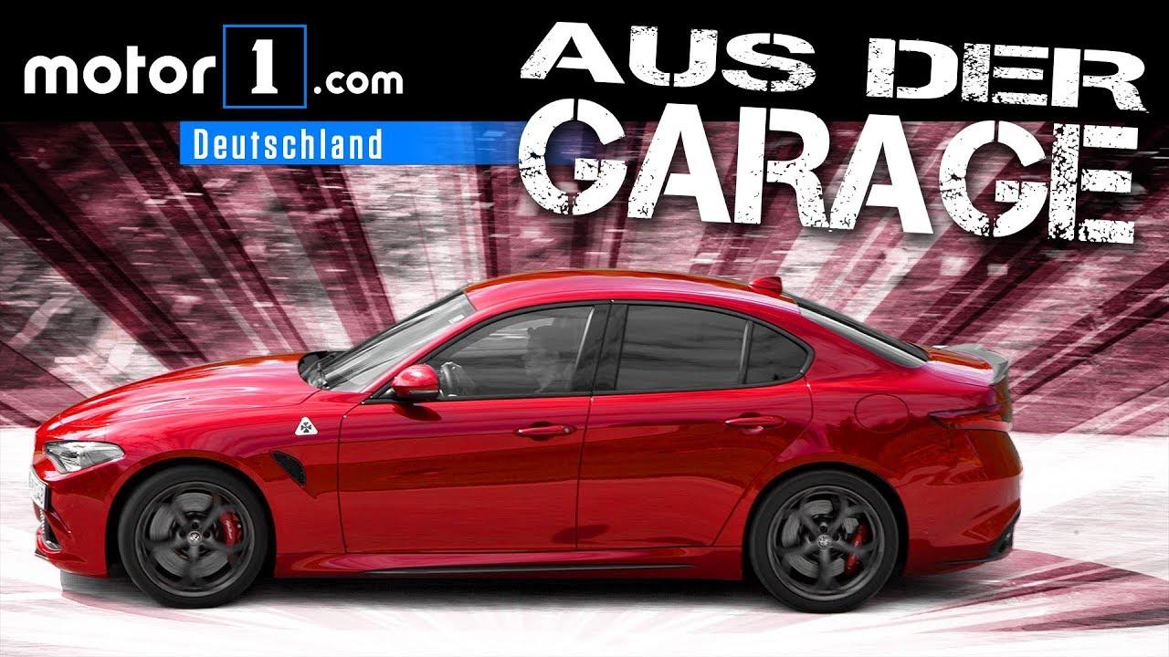 Alfa Romeo Giulia Qv Im Langzeittest Aus Der Garage Youtube