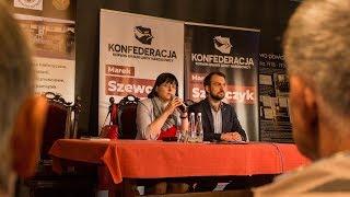 Kaja Godek i Marek Szewczyk o Konfederacji