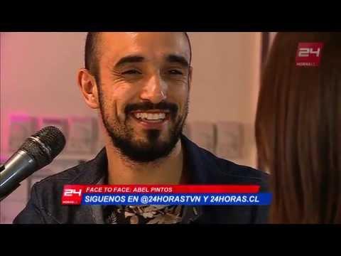 Abel Pintos conversa sobre su música en Face to Face