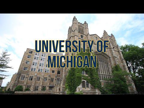 University of Michigan - Admissions Intel
