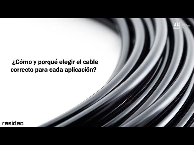 Cómo y por qué elegir el cable correcto para cada aplicación