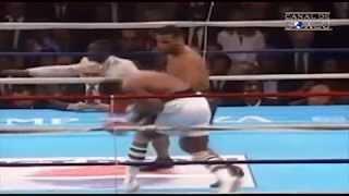 Mike Tyson KO, los mejores nocauts de Mike Tyson boxeo