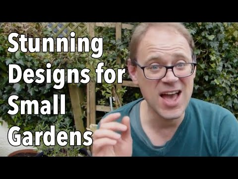 Maximize Your Space: Stunning Designs for Small Gardens