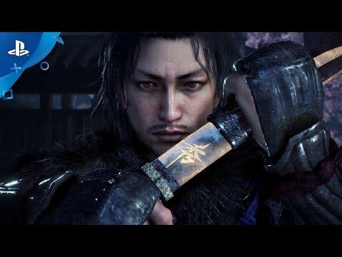 Nioh 2 | Сюжетный трейлер (субтитры) | PS4