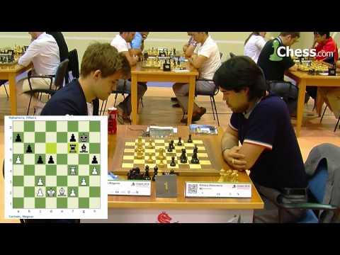 Carlsen vs Nakamura | World Blitz Championship: IM Rensch Commentary!